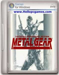 Metal Gear Solid Integral Game