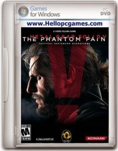 Metal Gear Solid V: The Phantom Pain Game