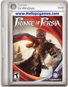 Prince of Persia 2008 Game