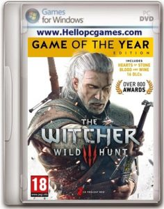 The Witcher 3 Wild Hunt Game