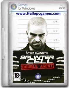 Tom Clancy's Splinter Cell Double Agent Game