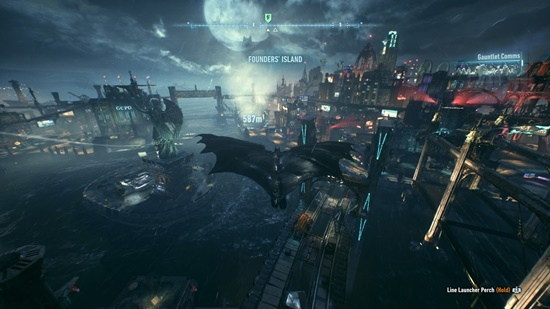 Batman Arkham Knight Game - Free Download Full Version For PC
