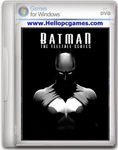 Batman The Telltale Series Episode 1 Game