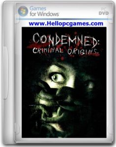 Condemned Criminal Origins Game