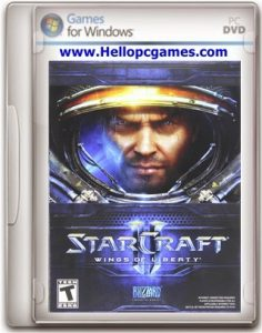 StarCraft II Wings of Liberty Game