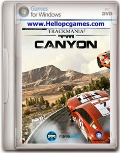 Trackmania 2 Canyon Game