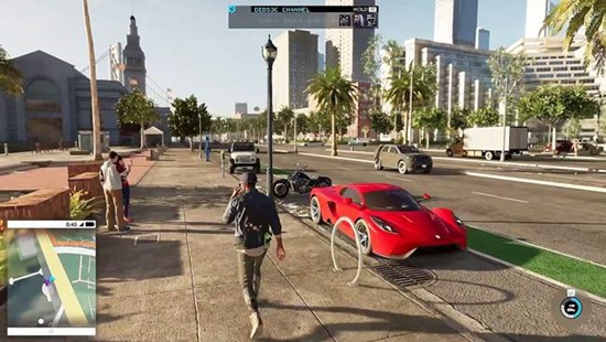 watch dogs 2 size pc