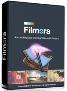 Wondershare Filmora Video Editor 8.2.2.1 (x64)