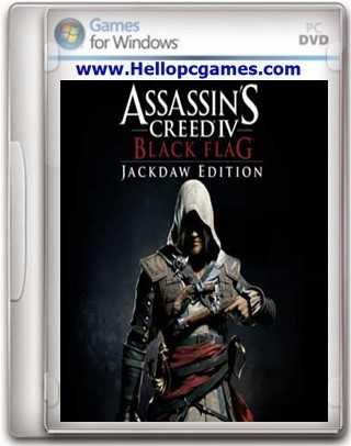 Assassin's Creed 4 Black Flag Jackdaw Edition Game