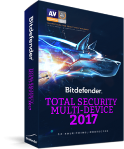 Bitdefender Total Security 2017
