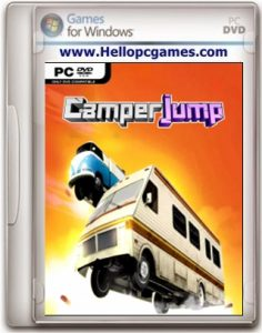 Camper Jumper Simulator Game