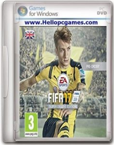 FIFA 17 Super Deluxe Edition Game
