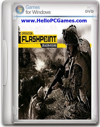 Operation Flashpoint Dragon Rising Game