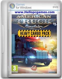 American Truck Simulator Heavy Cargo Pack Game