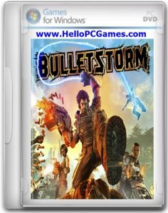 Bulletstorm Game