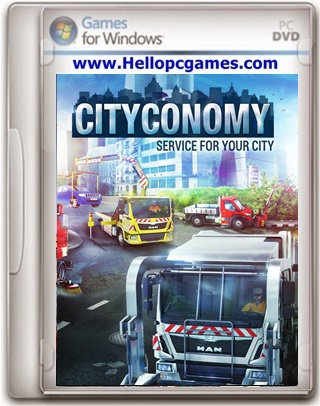 CITYCONOMY Service For Your City Game