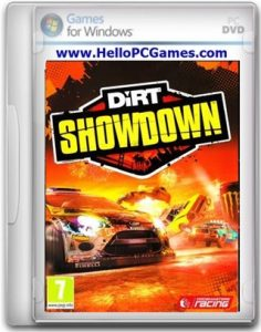 DiRT Showdown Game
