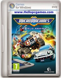 Micro Machines World Series Game