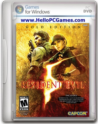 Resident Evil 5 Gold Edition Game