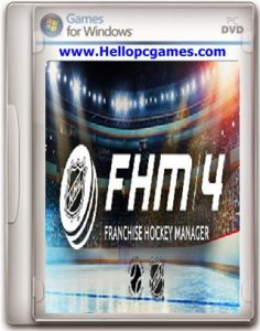 Franchise Hockey Manager 4 Game