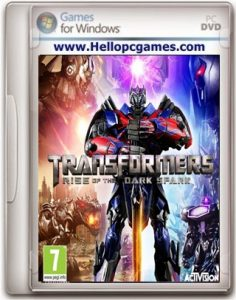 Transformers: Rise of the Dark Spark Game