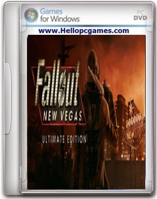 Fallout: New Vegas Ultimate Edition Game - Ocean 4 Games ...