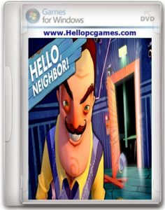 Hello Neighbor Alpha 4 Game