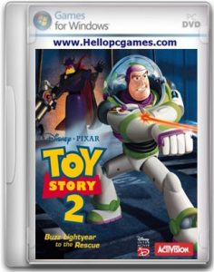 Toy Story 2 Game
