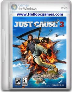 Just Cause 3 Game