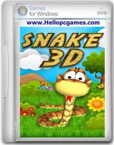 Snake 3D Adventures Game