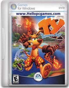 TY the Tasmanian Tiger 2 Game