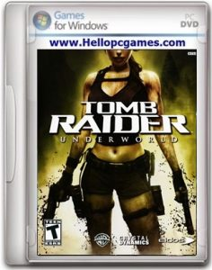 Tomb Raider: Underworld Game