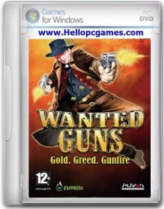 Wanted Guns Game