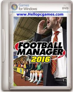 Football Manager 2016 Game
