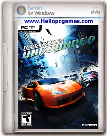 Ridge Racer Unbounded Game