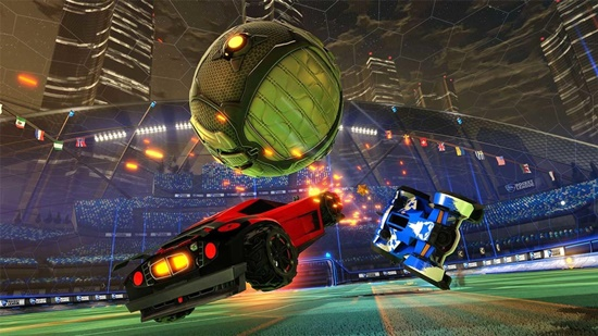 Rocket League Game - Free Download Full Version For PC