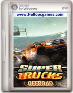 SuperTrucks Offroad Game