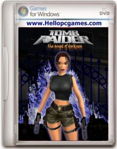 Tomb Raider: The Angel of Darkness Game