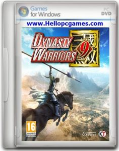 Dynasty Warriors 9 Game