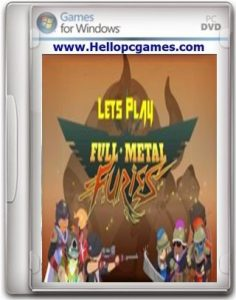Full Metal Furies Game