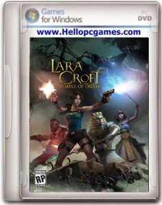 Lara Croft and the Temple of Osiris Game