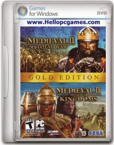 Medieval Total War Gold Edition Game