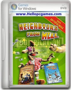 Neighbours from Hell Compilation Game