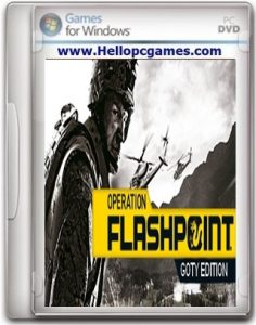 Operation Flashpoint: GOTY Edition Game