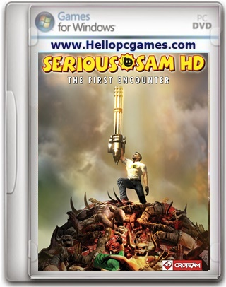 Serious Sam HD: The First Encounter Game