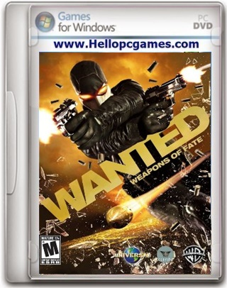 Wanted Weapons Of Fate Game