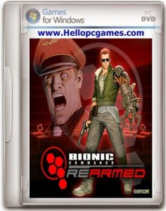 Bionic Commando Rearmed Game