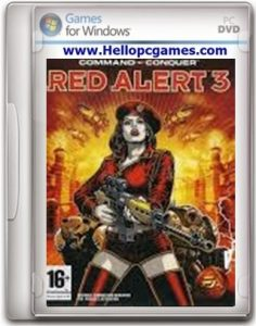 Command & Conquer: Red Alert 3 Game