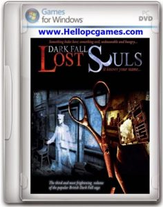 Dark Fall 3 Lost Souls Game