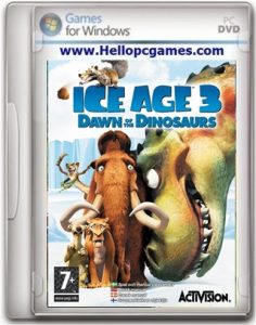 Ice Age 3 Dawn Of The Dinosaurs Game